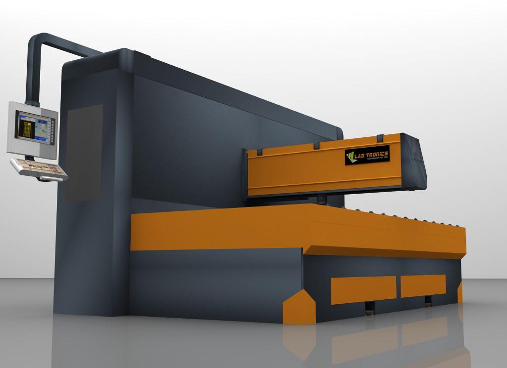 Laser Cutting Machine Lafford 15R-F View 1