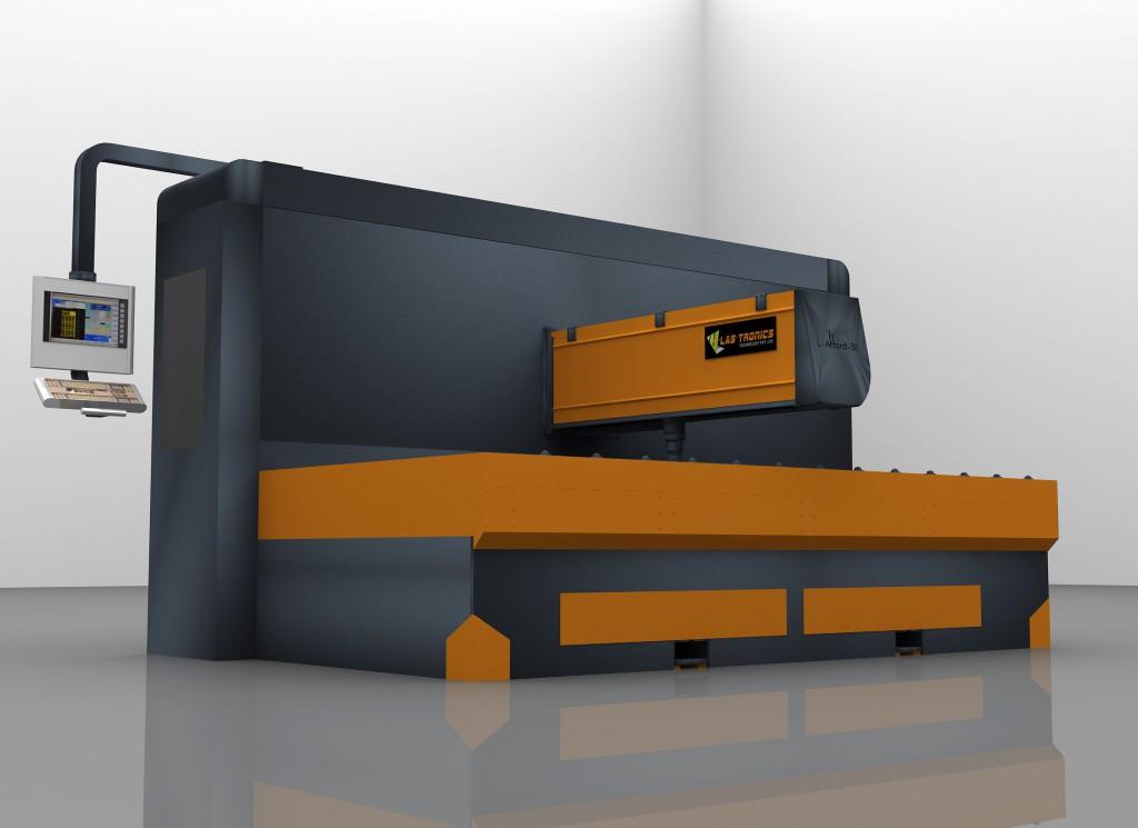 Laser Cutting Machine Lafford 15R-F View 2