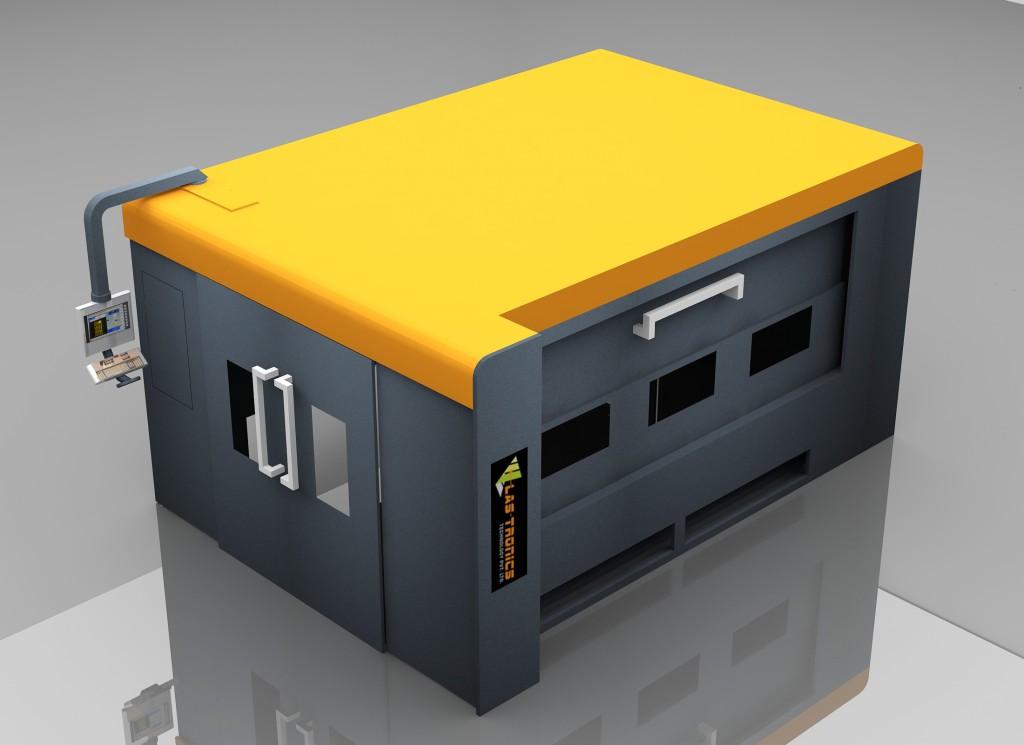 Laser Cutting Machine Lcut30 View 3